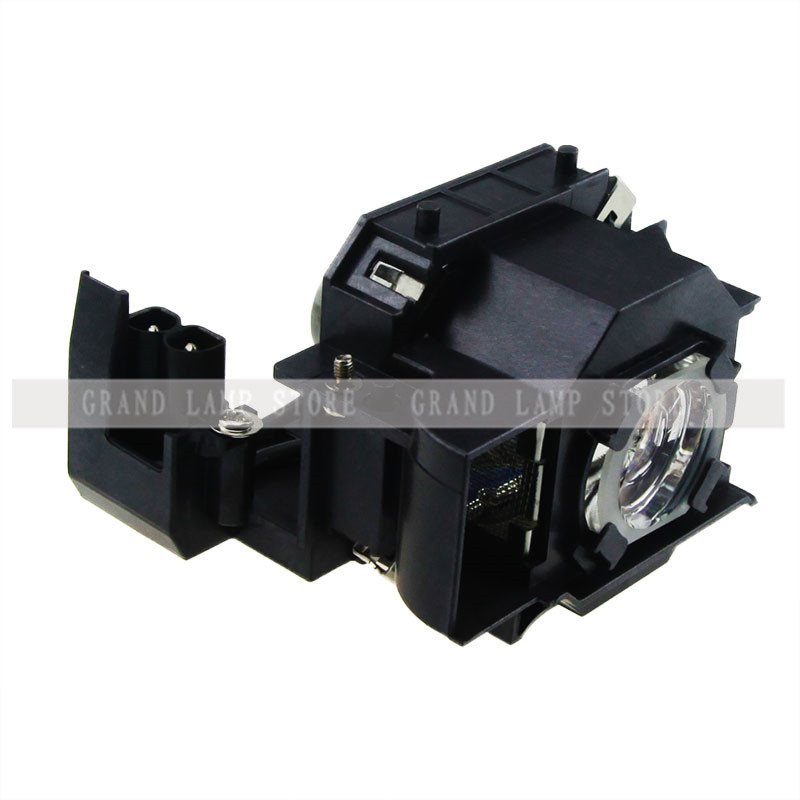 Replacement Projector Lamp With Housing ELPLP33 / V13H010L33 For EPSON PowerLite Home 20/MovieMate 25/MovieMate 30S/PowerLite S3<br><br>Aliexpress
