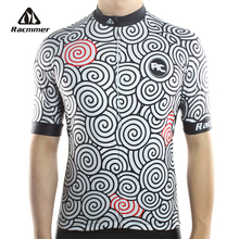 Racmmer 2017 Breathable Cycling Jersey Summer Mtb Bicycle Short Clothing Ropa Maillot Ciclismo Sportwear Bike Clothes #DX-36