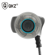 100% Original QKZ X10 In-Ear Stereo Earphone Music Headsets For Xiaomi Samsung IPhone SE 5s 6 6s MP3(China)