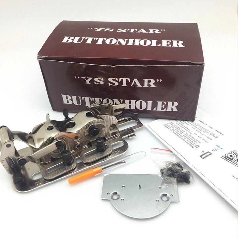 Universal IBA-10 Industrielle Nähmaschine Knopfloch Nähfuß