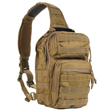 Men Waterproof Military Cross Body Sling Pack Messenger Shoulder Back Chest Travel Riding Bag WML99