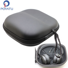 POYATU Headphone Case For Beats Solo HD Headphone Case Hard For Solo 2 Solo3 Wireless Beats EP Mixr Headphones Case Bag Cover