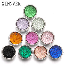 Buy 10pcs/lot Mixed 12MM Mini Snap Buttons Zinc Alloy Bottom Women Fit 12mm Snap Bracelet Bangle Earrings Necklaces for $1.26 in AliExpress store