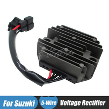 Motorcycle Regulator 12v Voltage Rectifier for Suzuki GSF250 Bandit 250 77A/74A  GSF 400  Bandit 400  Inazuma