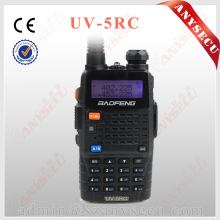 BaoFeng UV-5RC Handheld VHF/UHF Two Way Radio 136-174Mhz&400-480MHz 5Watts  Two Way Radio