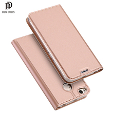 capa coque For Xaiomi Redmi 4X Case DUX DUCIS Skin Pro Series Business Leather Stand Mobile Casing for Xiaomi Redmi 4X - 5.0inch