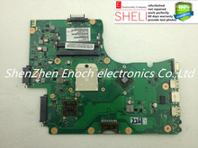 V000225010 for Toshiba satellite C655D C650D AMD motherboard 6050A2357401-MB-A03 60days warranty,send one AMD cpu free  SHELI