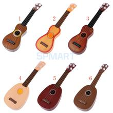 Kids Baby Mini Plastic Guitar Toys Musical Instrument Educational Toy