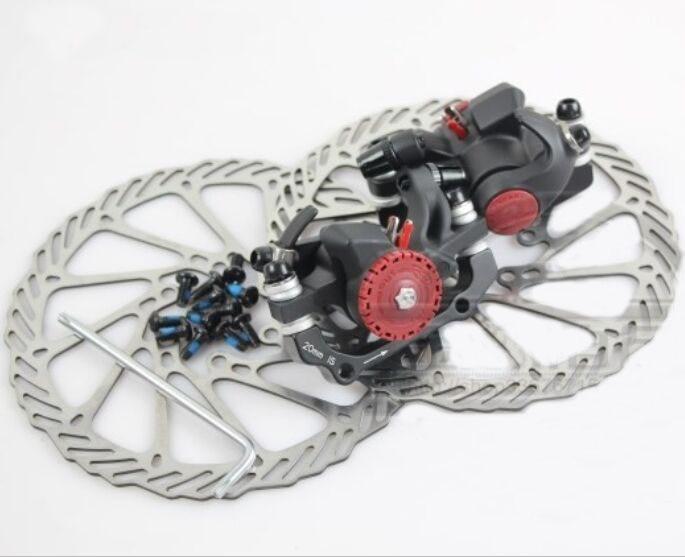 BB7 Mountain Mechanical Disc Brake Front Rear Caliper HS1 160mm Rotor for Avid