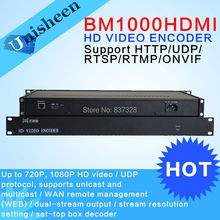 MPEG-4 AVC/H.264 HDMI Encoder Replace HD Video Capture Card