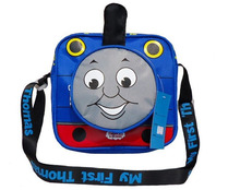 Children school bags Cartoon printing backpack Nylon Shoulder Bag Thomas Train kids schoolbags Wholesale backpack child