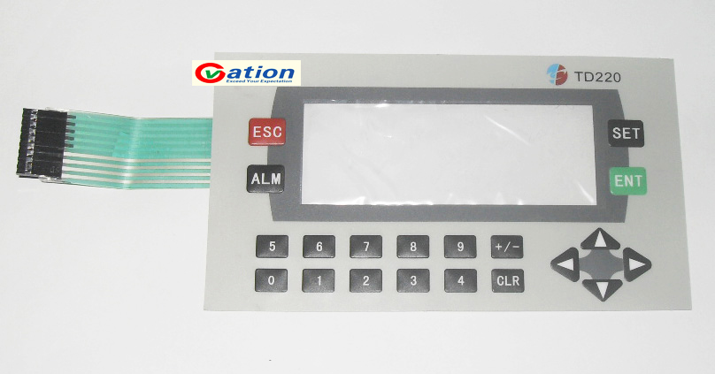 NEW For TD220 Membrane Keypad TD220 TD 220 FREE SHIPPING<br>