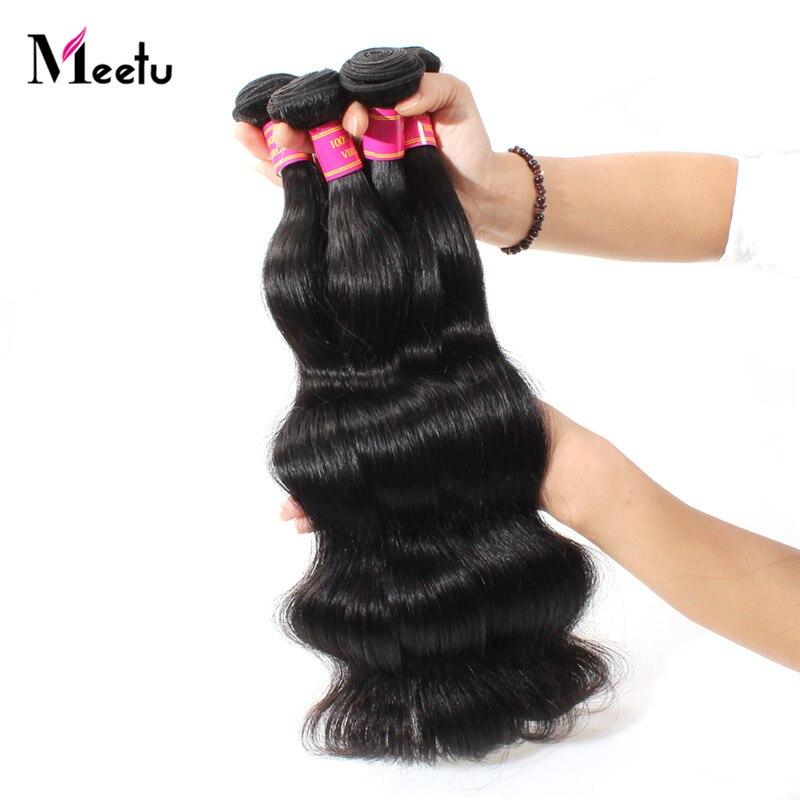 Meetu Hair Products Malaysian Body Wave 2pc/lot Mixed Length Malaysian Hair Weave Bundles 100% Unprocessed Virgin Malaysian Hair<br><br>Aliexpress