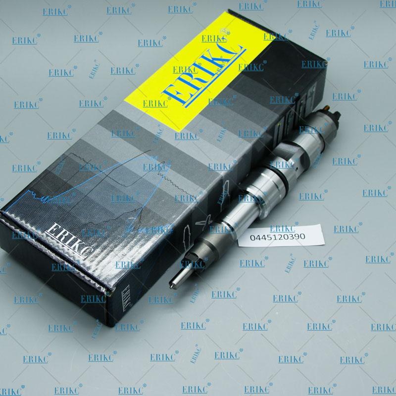 ERIKC 0445120390 Diesel Fuel Jet Injection 0445 120 390 Piezo Injector Assy 0 445 120 390 for WEICHAI (2)