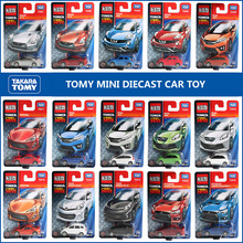 6-7cm mini scale brand tomica baby kids diecast motor plastic models race cars toys loose durable play cheap gifts for children