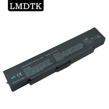 LMDTK New Replacement laptop battery For VGP-BPS2 VGP-BPS2A VGP- BPS2B VGP-BPS2C VGN-AR21 VGN-C51 VGN-AR11  VGN-AR