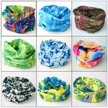 Free shipping! scarf outdoor multifunctional magicaf magic bandanas sunscreen muffler scarf 93-112style(China)