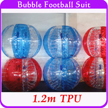 Bubble Soccer,Zorb,Inflatable Bumper Ball, Bubble Ball Suit, Bubble For Sale,Loopy Ball TPU 1.2M For Kids Teenage(China)