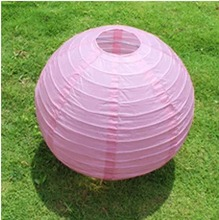 [ Fly Eagle ] Pink Paper Lantern Wedding Decoration party(China)