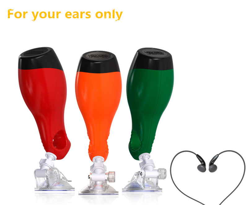 Hands Free Realistic Suction Cup Sexual Vocalization Male Masturbator,Bullet Vibrating Pussy,Vagina Sex Product,Sex Toys For Men<br>