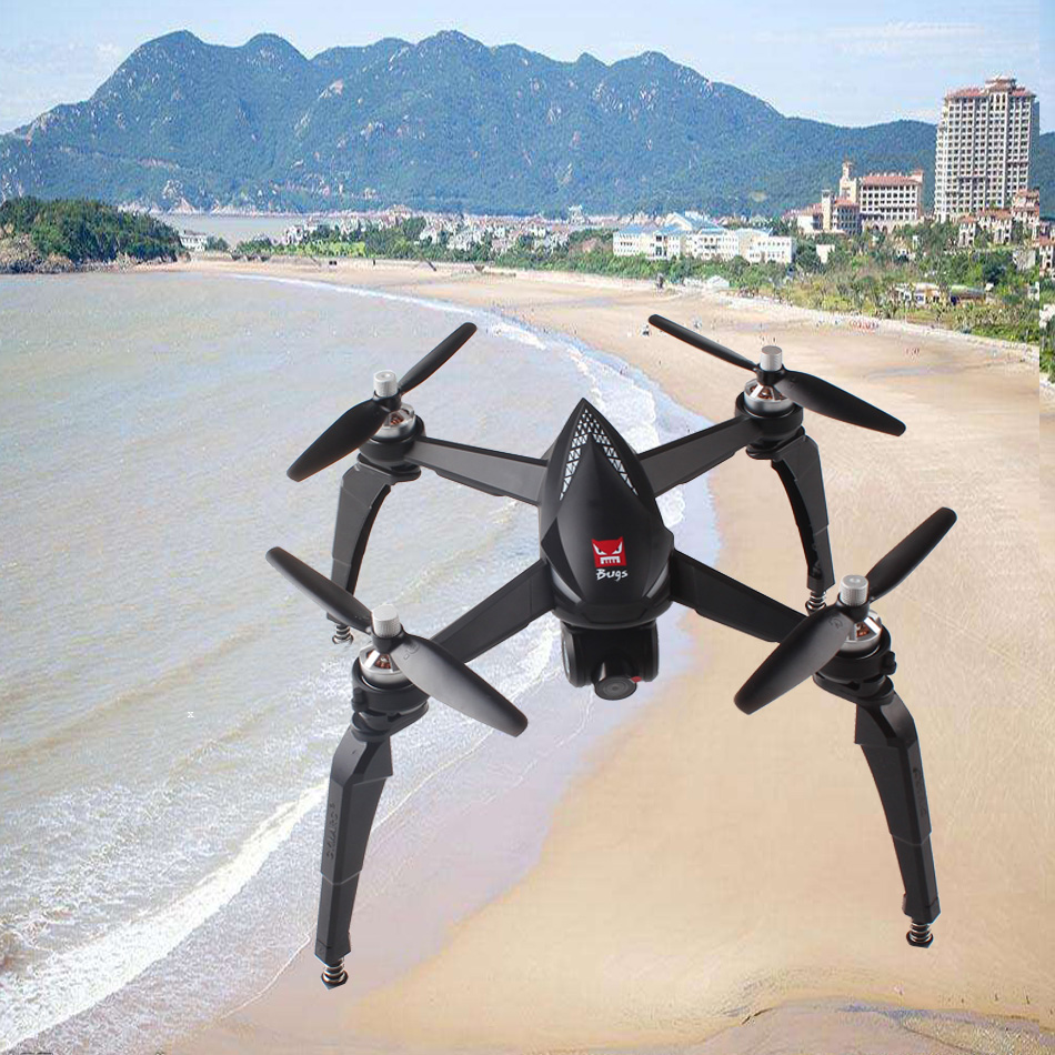 4 STÜCKE Propellerblätter Für MJX B3 Rc Quadcopter Drohne MJX Bugs 3 Ersatzteile