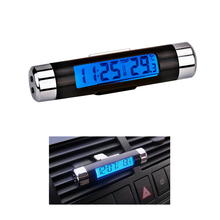 Buy CARGOOL Luminous Car Electronic Clock Car Thermometer Clock Car Backlight Clock Air Outlet Clip Type Car Decoration for $4.08 in AliExpress store