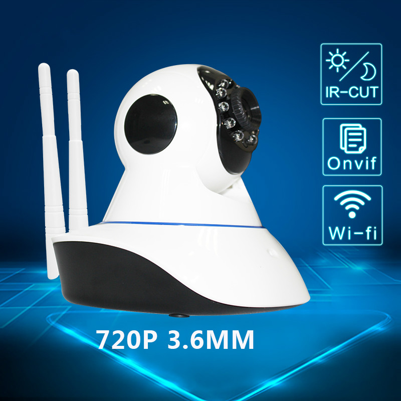 720P  home  office  security  Wifi  IP  cameras  Play &amp; Plug easy  operation HD  CCTV  Cameras<br>
