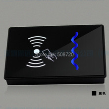 New Waterproof Security Door Black 13.56MHZ IC Wiegand 26 RFID Card Reader