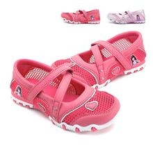 2016 Summer Brand Summer Boys Girls Sandals Shoes Children Shoes Kids Sandal Boys Footwear Pink Red.