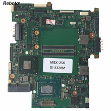 Reboto For Sony MBX-256 Laptop Motherboard With SR0MY i5-3320m mainboard 100% Tested Fast Ship(China)