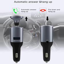 USB 2017 NEW Stereo Wireless Bluetooth Headset Handsfree Dual Car Charger Combo Z911(China)
