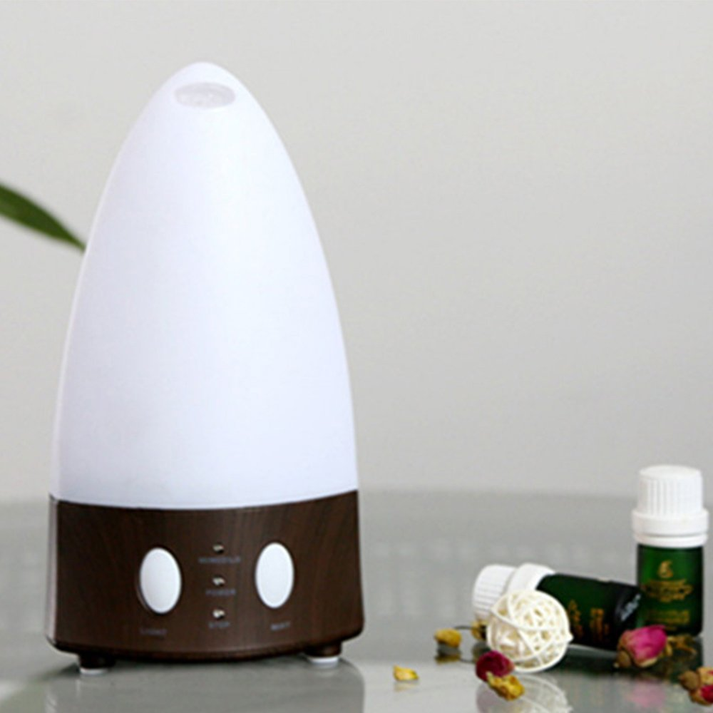 Glantop 120ML MINI Home Use Aroma Essential Oil Diffuser Ultrasonic Aromatherapy Machine Air Humidifier<br>