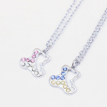 2017 the Necklace Korean Korean Couple Jewelry Jewelry Lovers in Love#SN0100(China)
