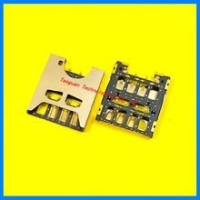 100% Original New SIM card Socket reader Holder Tray Replacement Zopo zp952 speed 7 speed7 - Taoguan Technologies Co.,LTD store