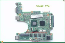 High Quality MB For Asus Eee PC 1015CX Laptop Motherboard REV1.4G SR0DB N2600 100% Tested&Testing Video Support(China)