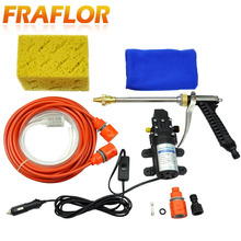 12V Self Suction Household Home Use Cleaning Machine Car Washer Washing Machine Cleaner Lavadora de carros Lavadero de autos