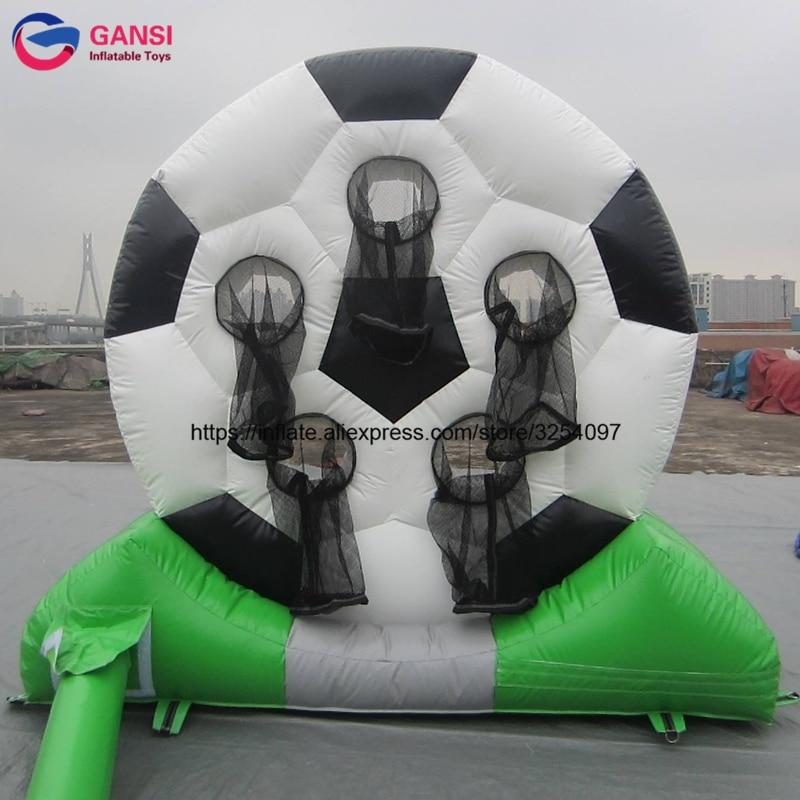 inflatable soccer dart64