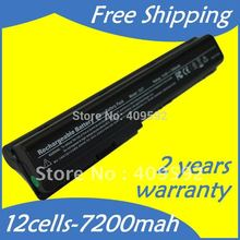 JIGU 12cells HSTNN-DB75 HSTNN-IB74 HSTNN-IB75 HSTNN-OB75 HSTNN-XB75 Replacement Laptop Battery For Hp DV7 DV8 laptop 7200mah