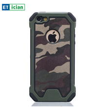 Army Camouflage Case For iPhone 5s SE Luxury 2 in 1 TPU+PC Camouflage Pattern Hard Back Cover For iPhone 5s SE Cases Accessories