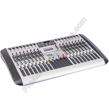 MICWL New 16 Channels Double marshalling Live Audio DJ Stage EQ Sound Mic karaoke Mixer Mixing Console Mezcladora De(China)