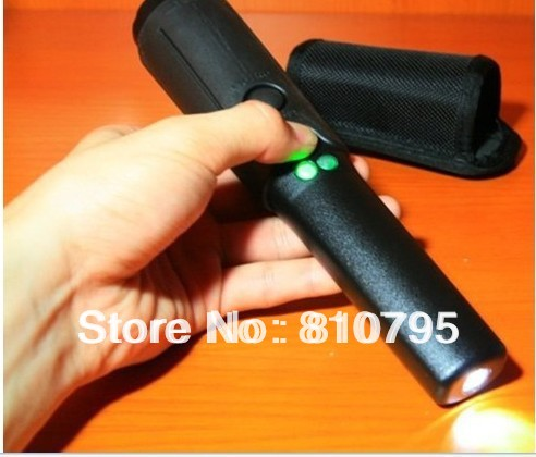 THD Tactical Hand-Held Metal Detector with Holster for Weapon Detection<br>