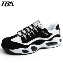 TBA 2017 Breathable Mesh Sport Run Athletic Shoes Man Brand Outdoor Jogging Long Distance Running Shoes For Men Men's Sneakers(China)