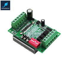 TB6560 3A Stepper Motor Driver Connector Single Axis Controller DC 10V-35V 3A