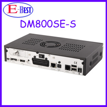 DM800hd se Satellite tv receiver dm800se Bootloader84 SIM2.10 BCM4505 Tuner Enigma2 HD Decoder Linux OS Free Shipping