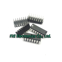 Free shipping 5pcs/lot HEF4528BP CD4528 DIP16 line logic multi-frequency oscillator original authentic