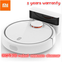3year warranty Original Xiaomi robot vacuum cleaner Household Smart Automatic Efficient Vacuum Cleaner APP Control(China)