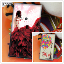 DIY Custom Made With Your Photos Printed Hard Back Cover For Nokia N9 Phone Case Quality