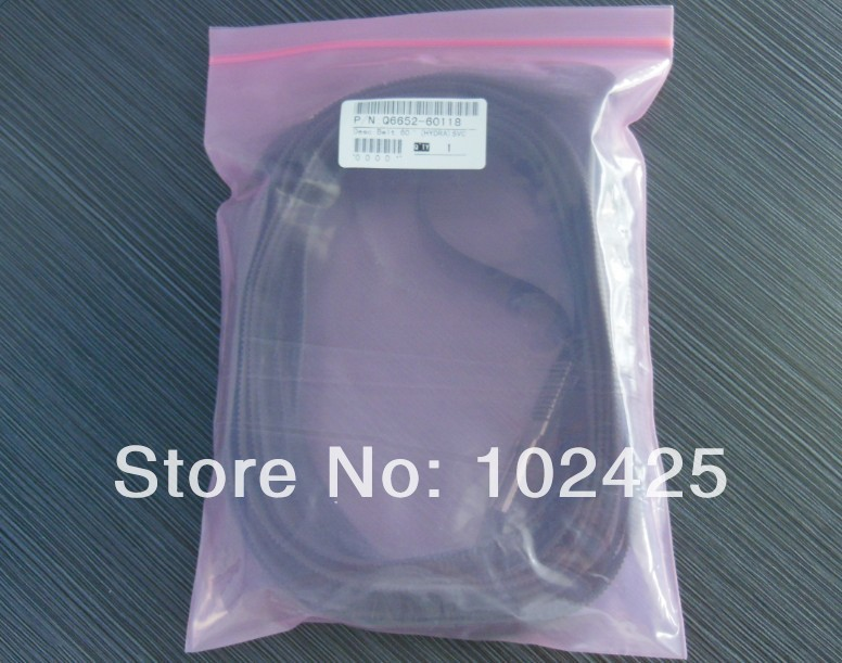 Carriage Belt For HP DesignJet 4000 4500 4520 Plotter 24-inch Belt Q6652-60118<br><br>Aliexpress