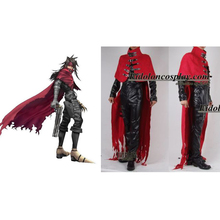 2016 Anime Final Fantasy FF05 Vincent Valentine Cosplay Costume