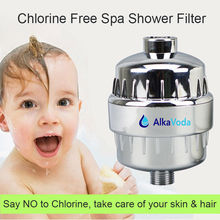 2pcs/Lot Household SPA bathing water purifier Shower Filter dechlorination skin bathing watercleaner Anti-bacteria Free Shipping
